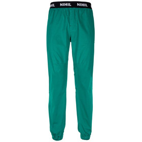 Nihil Yaba Pants Men Alhambra Green